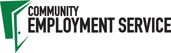 Community Employment Service - Doors Open Logo
