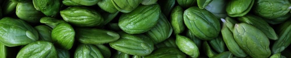 Parkia speciosa is legumes of thai vegetable